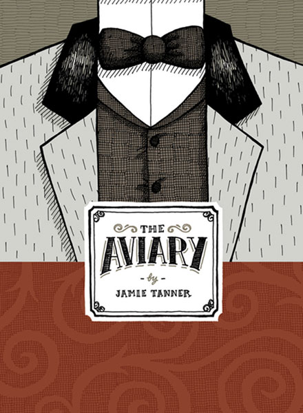 Image: Aviary SC  - Adhouse Books