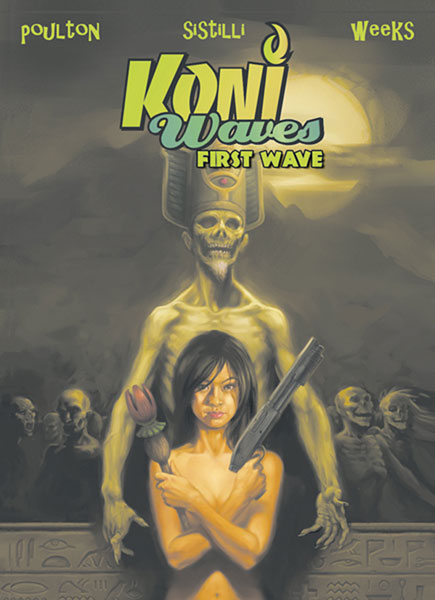 Image: Koni Waves: First Wave SC  - Arcana Studios