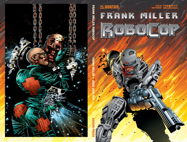 Image: Frank Miller's Robocop SC  - Avatar Press Inc