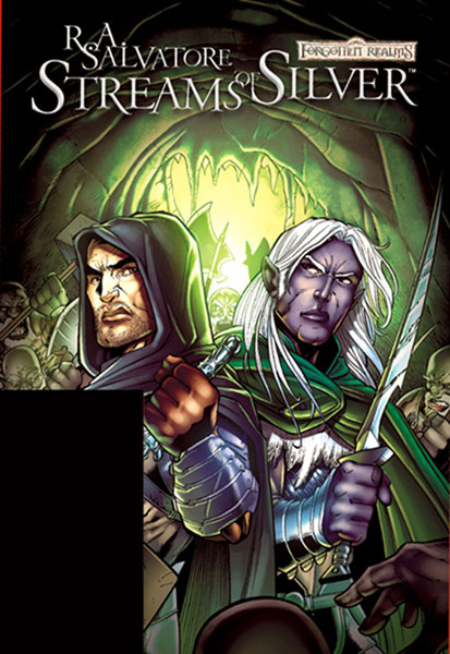 Image: Forgotten Realms: Streams Silver #3 (Seeley cover A) - Devil's Due Publishing