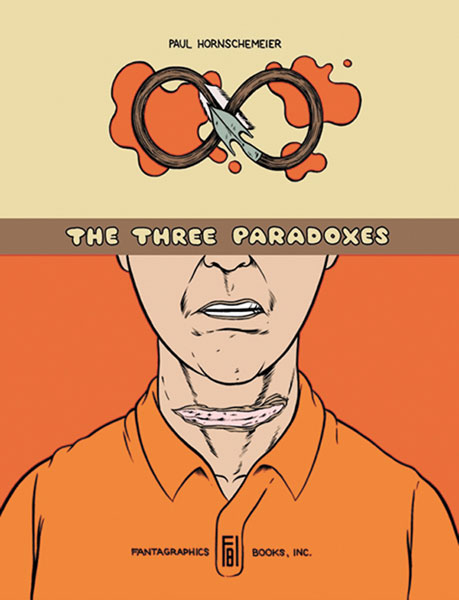 Image: Three Paradoxes HC  - Fantagraphics Books
