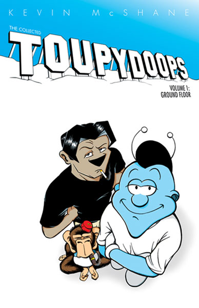 Image: Toupydoops Vol. 01 SC  - Lobrau Productions Inc