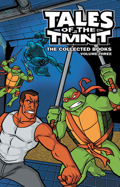 Image: Tales of the TMNT Collected Books Vol. 3 SC  - Mirage Studios