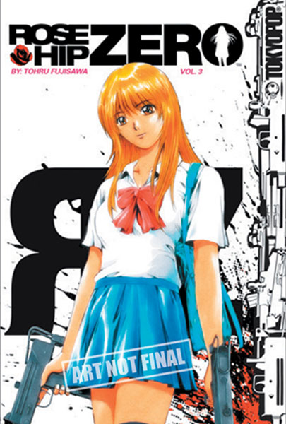 Image: Rose Hip Zero Vol. 03 SC  - Tokyopop