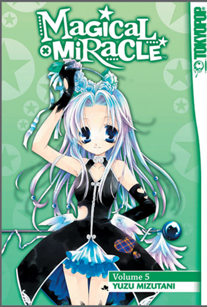 Image: Magical X Miracle Vol. 05 SC  - Tokyopop