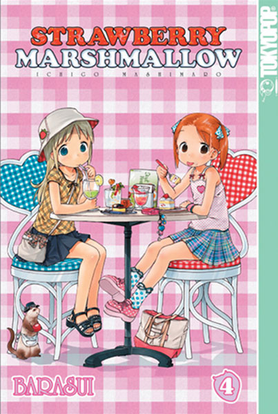 Image: Strawberry Marshmallow Vol. 04 SC  - Tokyopop