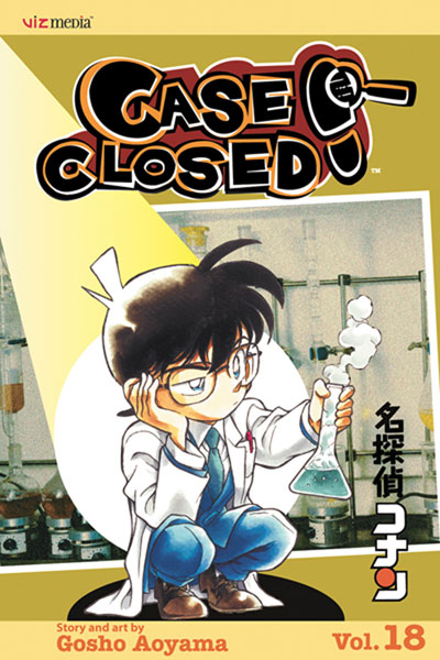 Image: Case Closed! Vol. 18 SC