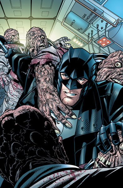 Image: Midnighter #9 - DC Comics