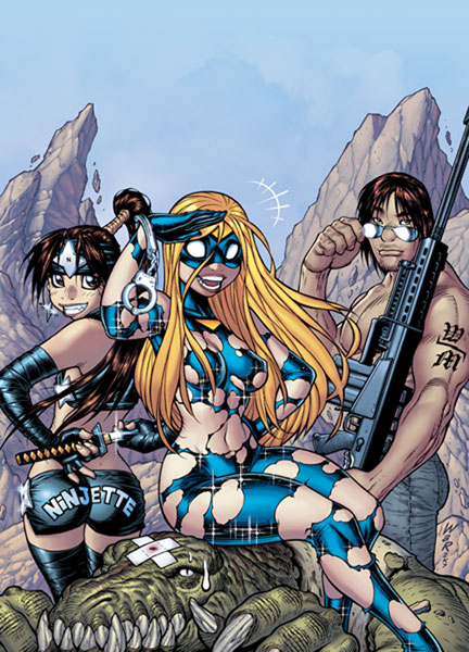 Image: Empowered Vol. 2 SC  - Dark Horse Comics