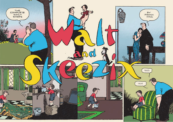 Image: Walt & Skeezix: 1925-1926 HC  - Drawn & Quarterly