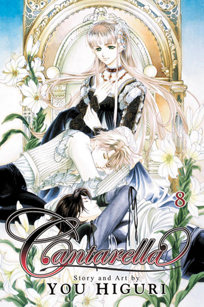 Image: Cantarella Vol. 08 SC  - Go! Media Entertainment LLC