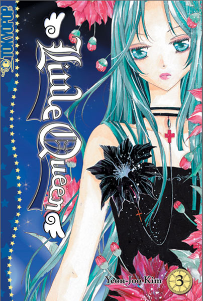 Image: Little Queen Vol. 03 SC  - Tokyopop