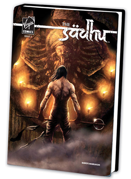 Image: Sadhu Vol. 01 SC  - Virgin Comics
