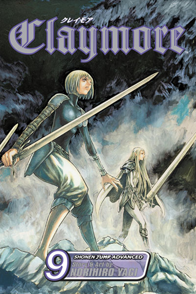 Image: Claymore Vol. 09 SC  - Viz Media LLC