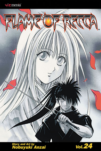 Image: Flame of Recca Vol. 24 SC  - Viz Media LLC