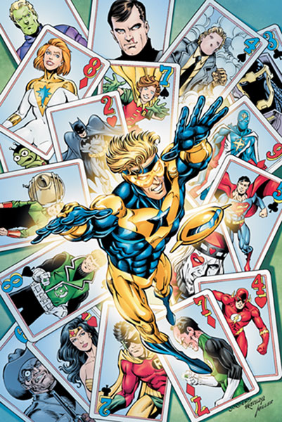 Image: All-New Booster Gold #1 - DC Comics