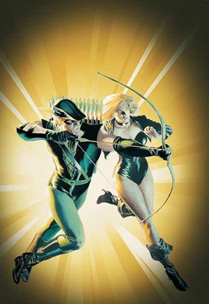 Image: Green Arrow / Black Canary: For Better or Worse SC  - DC Comics