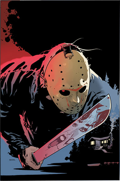 Image: Friday the 13th SC  - DC Comics