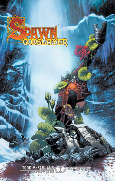 Image: Spawn: Godslayer #4 - Image Comics