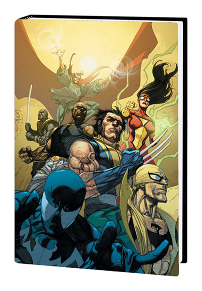 Image: New Avengers Vol. 06: Revolution HC  - Marvel Comics
