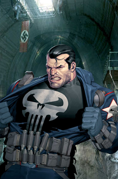 Image: Punisher War Journal #10 (Vol. 2) - Marvel Comics