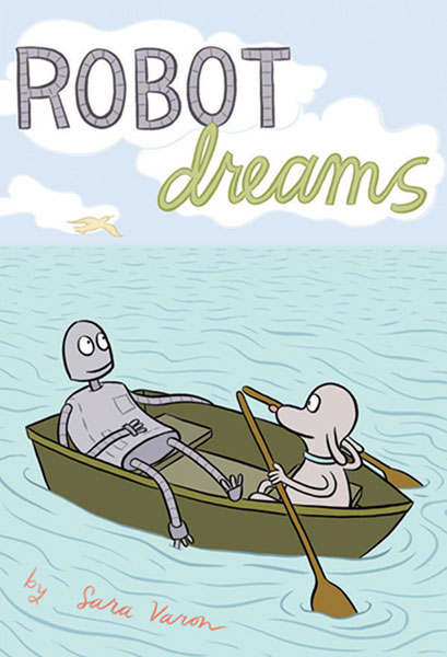 Image: Robot Dreams SC  - :01 First Second