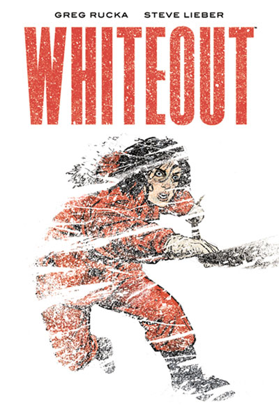 Image: Whiteout Vol. 01 SC  - Oni Press Inc.