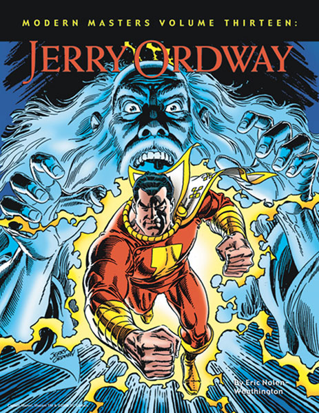Image: Modern Masters Vol. 13: Jerry Ordway SC  - Twomorrows Publishing