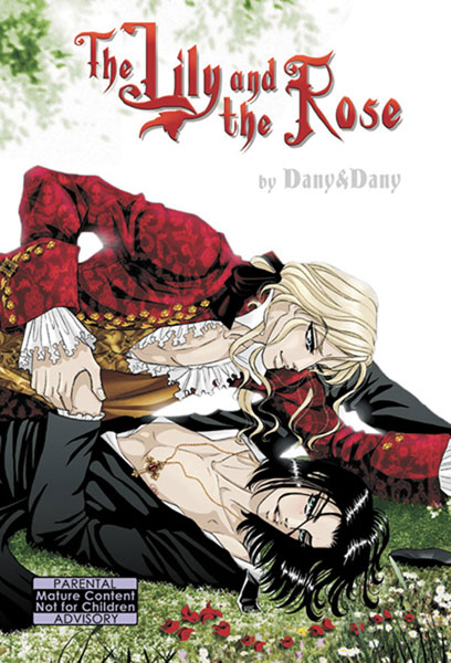 Image: Lily and the Rose Vol. 01 SC  - Yaoi Press LLC