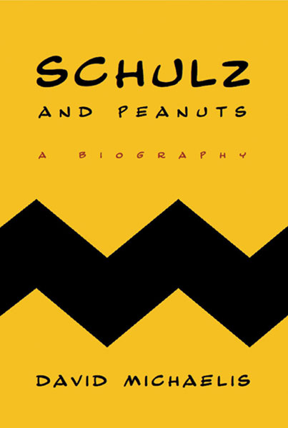Image: Schultz and Peanuts HC  -