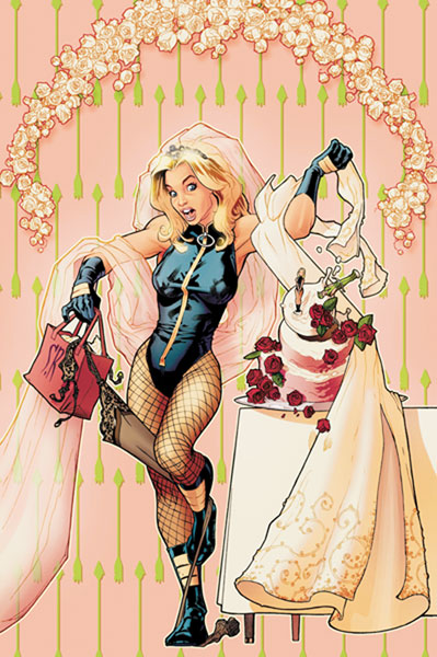 Image: Black Canary Wedding Planner #1 - DC Comics