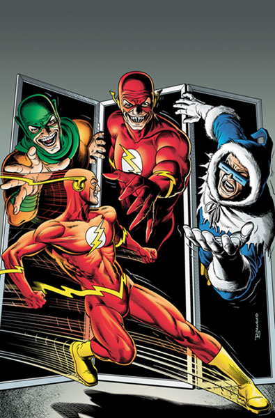 Image: Flash: Wonderland SC  - DC Comics