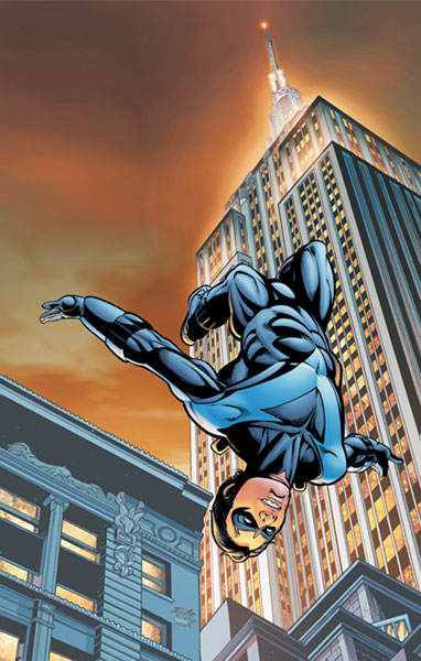 Image: Nightwing: Love and War SC  - DC Comics