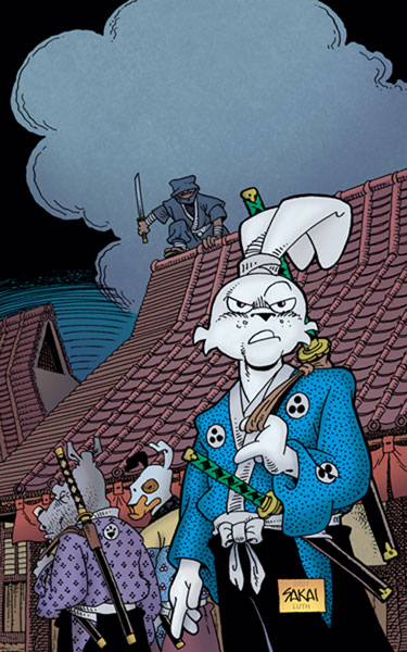 Image: Usagi Yojimbo #106 (Vol. 3) - Dark Horse