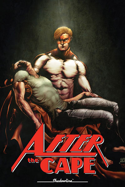Image: After the Cape Vol. 01: How Far to Fall SC  - Image Comics