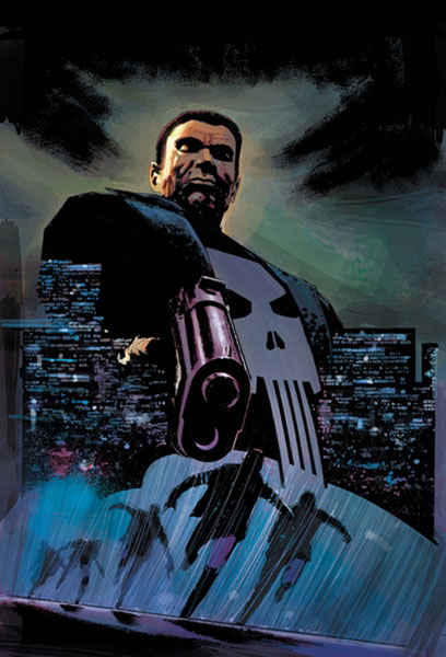 Image: Punisher #1 (Max) Annual - Marvel Comics