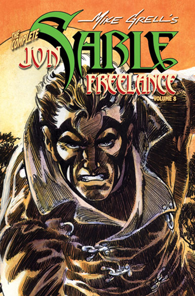 Image: Complete Jon Sable, Freelance Vol. 08 SC  - IDW Publishing
