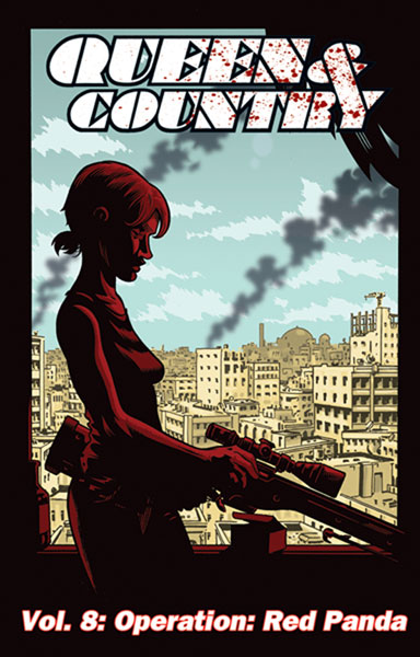 Image: Queen & Country Vol. 08: Operation Red Panda SC  - Oni Press Inc.