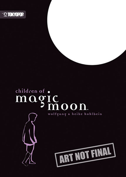Image: Magic Moon Vol. 02 Novel  - Tokyopop