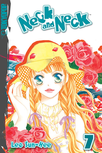 Image: Neck and Neck Vol. 07 GN  - Tokyopop