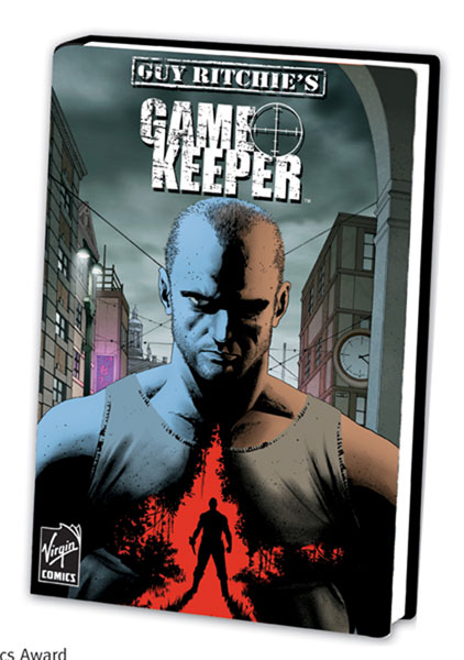 Image: Guy Ritchie's Gamekeeper Vol. 01 SC  - Virgin Comics