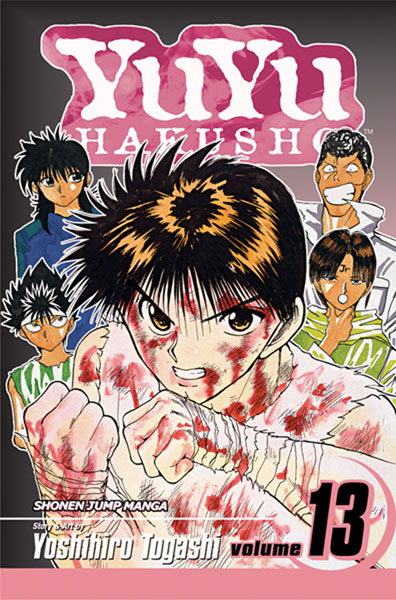 Image: YuYu Hakusho Vol. 13 SC  - Viz Media LLC