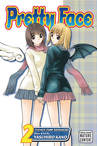 Image: Pretty Face Vol. 02 SC  - Viz Media LLC