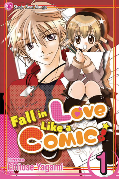 Image: Fall in Love Like a Comic Vol. 01 SC  - Viz Media LLC