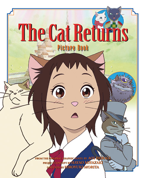 Image: Cat Returns Picture Book  - Viz Media LLC