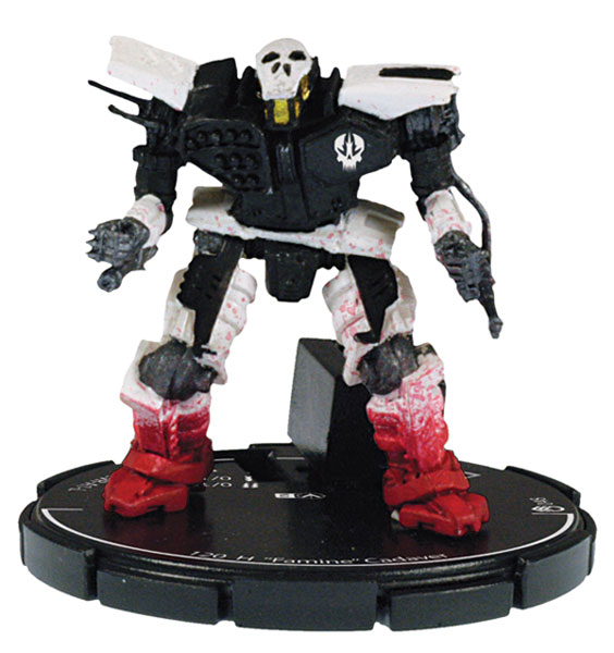 Image: MechWarrior Undead Lance Action Pack  - Wizkids LLC