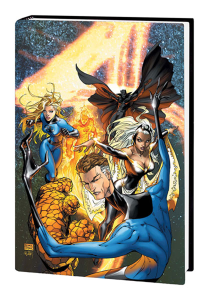 Image: Fantastic Four: The New Fantastic Four HC  - Marvel Comics