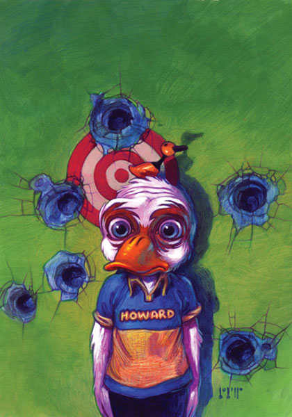 Image: Howard the Duck #1 - Marvel Comics