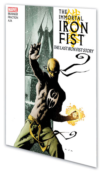 Image: Immortal Iron Fist Vol. 01: The Last Iron Fist Story SC  - Marvel Comics