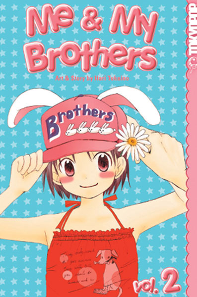 Image: Me & My Brothers Vol. 02 SC  - Tokyopop